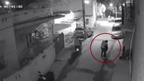 caught  camera woman molested manhandled  bengaluru