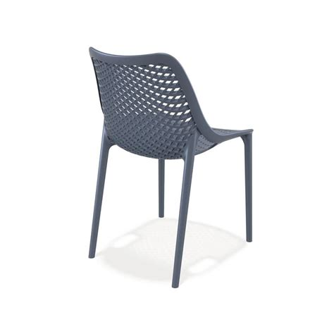 chaise en fibre de verre tt1050 chaise pour jardin en polypropylene et fibre de