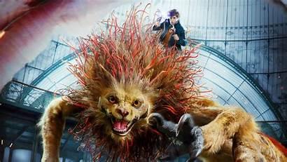Beasts Fantastic Grindelwald Crimes 4k Wallpapers Poster