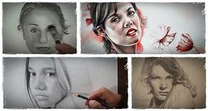 How To Draw Portraits Of People