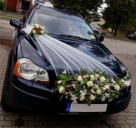 Auto dekors ar tillu - Zieduperle