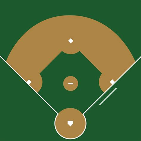 stamping station baseball diamond paper scrappin