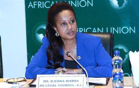 secretaire general de l union africaine la commission de l ua nomme pour la premi 232 re fois une femme au poste de secr 233 taire g 233 n 233 ral