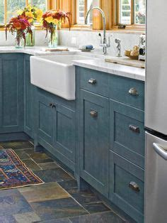 grey kitchens cabinets best 25 flagstone flooring ideas on flagstone 1507