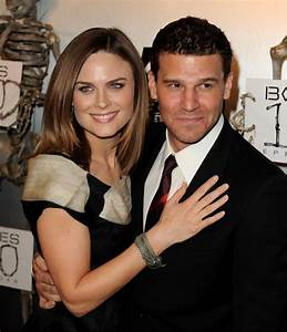 "David Boreanaz Photos Photos: Fox Celebrates ""Bones"" 100th ..."