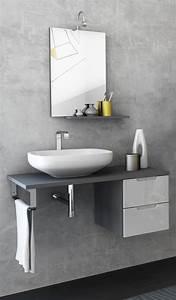 Mobilier Salle De Bain : meubles salle de bain promo ~ Teatrodelosmanantiales.com Idées de Décoration
