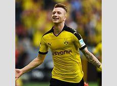 Marco Reus Henrikh Mkhitaryan Dortmund crush Gladbach