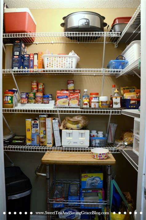 Whole Home Organization Kitchen Clutter Sweet Tea
