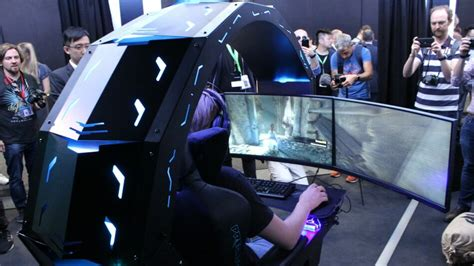 nissan reveals the ultimate gaming chairs which you wont be able to buy acer reveals monstrous predator thronos gaming quot chair quot techspot
