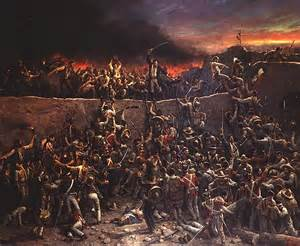 the siege of the alamo lajos markos 1917 1993 gallery