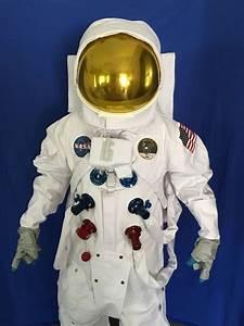 APOLLO SPACE SUIT - NASA REPLICA | eBay