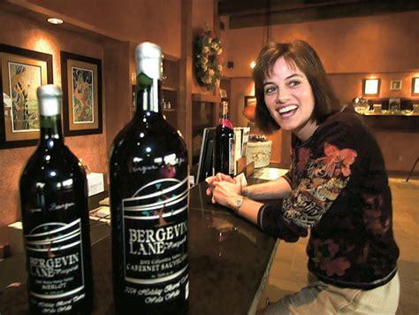 washingtons wine crush winter  washington state
