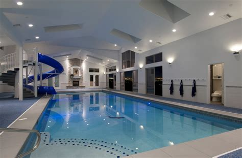 houses with swimming pools inside collection indoor swimming pools homes of the rich