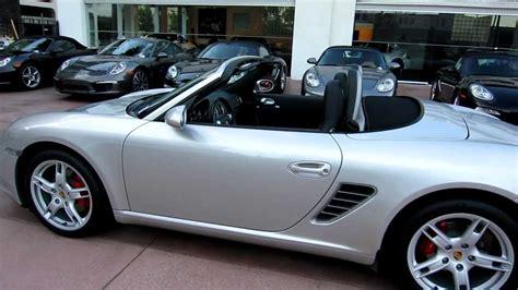 2005 Porsche Boxster S Tiptronic 14k Mi Arctic Silver