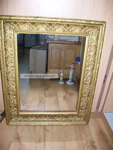bilderrahmen mit spiegelrahmen antiker gold bilderrahmen spiegelrahmen barock ansehen