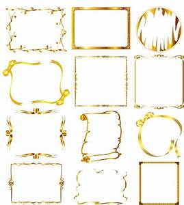 18 Ornate Vector Frames Free Images - Free Ornate Vintage ...