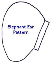 elephant ears clipart   cliparts  images
