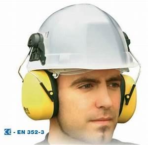 Casque Anti Bruit Chantier : antibruit pour casque de chantier ~ Dailycaller-alerts.com Idées de Décoration