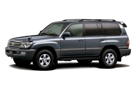 Pictures of Toyota Land Cruiser 100 Van VX JP-spec (J100 ...