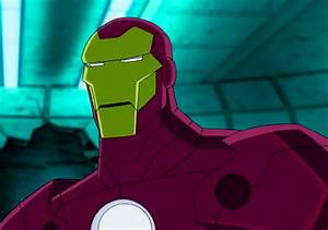 Iron Man Avengers Assemble The Animated Series Wiki
