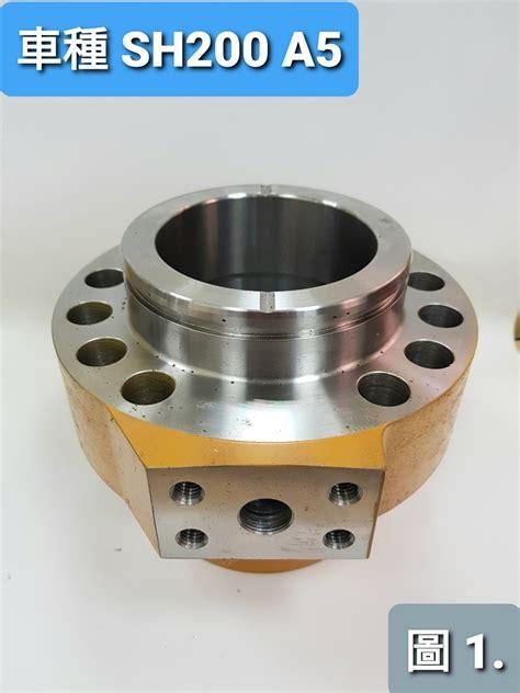 excavator hydraulic cylinder cover head