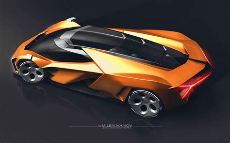 future lamborghini lamborghini concepto x gives us a glimpse of future