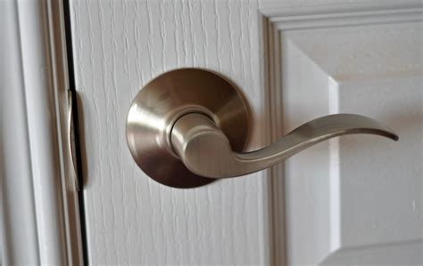 Lever Doors & Schlage Accent Oil Rubbed Bronze Right