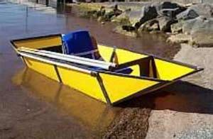 Foldable Boat Assembly by Part 1 A Model For A Coroplast Folding Boat