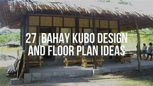 Modern Bahay Kubo Design With Floor Plan