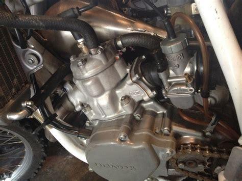 2001 Honda Cr80 Big Wheel W/102cc Big Bore Kit
