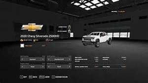 Diagram Engine Chevy 2500 Silverado