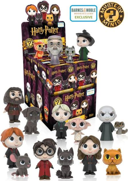 barnes and noble harry potter mystery mini harry potter 849803096588 item barnes
