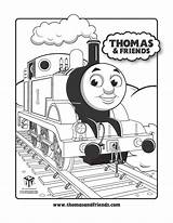 Thomas Coloring Tank Engine Pages Train Friends Printable Colouring Birthday Books Google Sheets Characters Kai Yo Activity Printables Template Pokemon sketch template