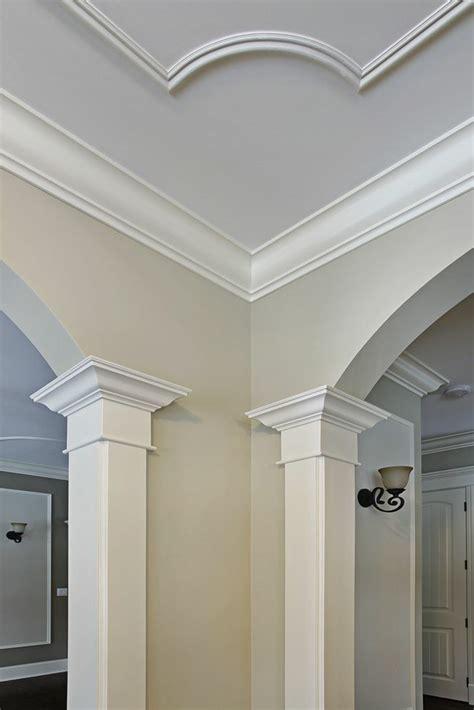 le de plafond pour chambre la moulure décorative dans 42 photos avec des idées