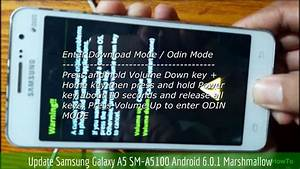 Update Samsung Galaxy A5 Sm