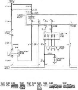 Headlitgh Wiring Diagram 2000 Eclipse by 2000 Mitsubishi Eclipse Wiring Diagram Somurich