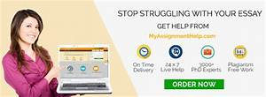 Essay Assignment Writing Help Online From Myassignmenthelp Com