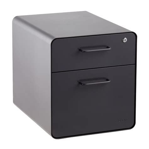 poppin file cabinet review poppin grey mini 2 drawer stow filing cabinet with