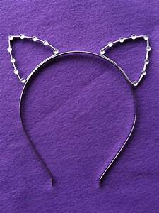 "Taylor Swift ""22"" Music Video Cat Ear Headband With ..."
