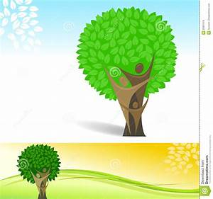 Abstract Family Tree Vector Background Royalty Free Stock ...