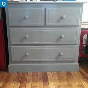 Commode Grise Ikea : commode grise baudou une occasion cote coups de coeur occasion commode b b ~ Melissatoandfro.com Idées de Décoration