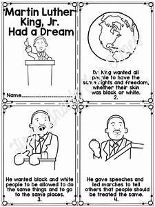 Martin Luther King Jr. January Activiites | King jr ...