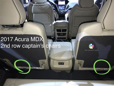 car seat lady acura mdx