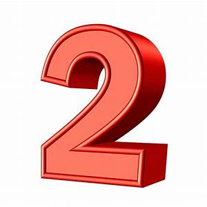 Two 2 Number · Free image on Pixabay