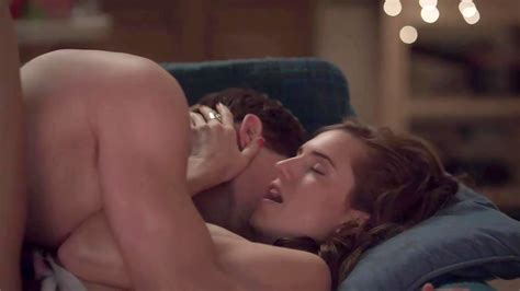 Allison Williams Nude Sex Scene In Girls Scandalpost