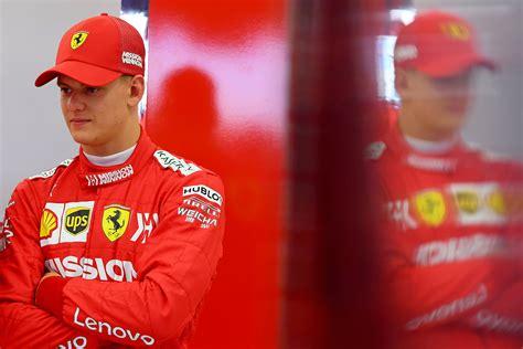 Mick schumacher cap 2020 white. Mick Schumacher: el debut de 2020 F1 'no es realista'   F1 ...