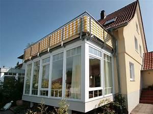 Dach Für Wintergarten : wintergarten auf balkon bilder kreative ideen f r ~ Michelbontemps.com Haus und Dekorationen