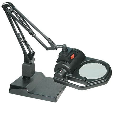 Electrix Desktop Magnifying L by Electrix Slx Series Halogen Magnifying Desk L