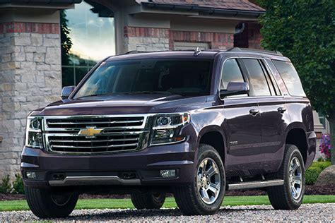 chevrolet tahoe review
