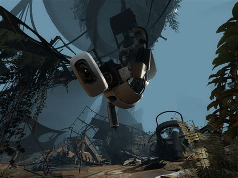 Portal 2 Glados L by Glados Character Bomb